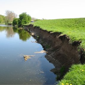 Rehabilitation of the flood protection dyke near Zeitz