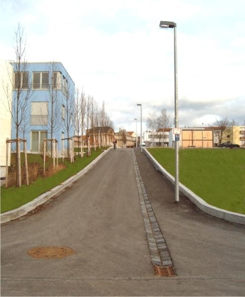 Neues bauen am horn residential area ingenieurb ro for Neues bauen
