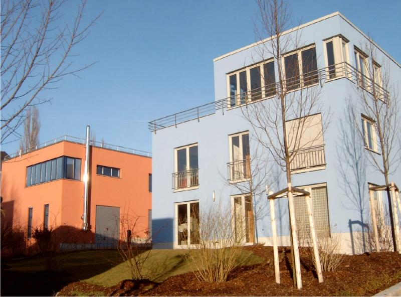 Wohngebiet neues bauen am horn ingenieurb ro lopp de for Neues bauen